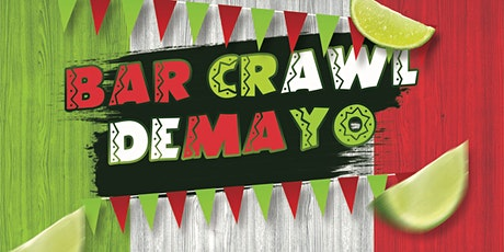 Chicago Cinco de Mayo Bar Crawl in River North - Bar Crawl de Mayo tickets