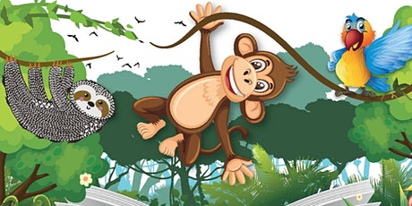Story Explorers: Into the Jungle, Beeston Library tickets