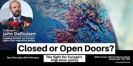 Closed or Open Doors? The Fight for Europe's Migration Policy. tickets
