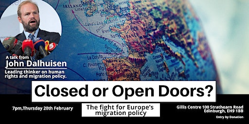 Closed or Open Doors? The Fight for Europe's Migration Policy.