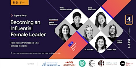 Becoming an Influential Female Leader tickets