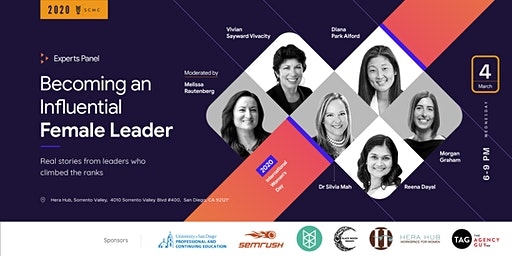 Becoming an Influential Female Leader