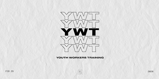 NCYM Youth Workers Training 2020