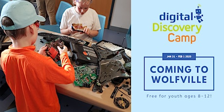Digital Discovery Camp - Wolfville tickets