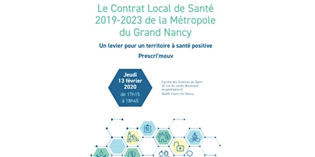 Le Contrat Local de Santé du Grand Nancy : le dispositif Prescri'mouv billets