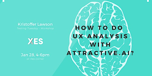 How to do UX analysis with Attractive.AI