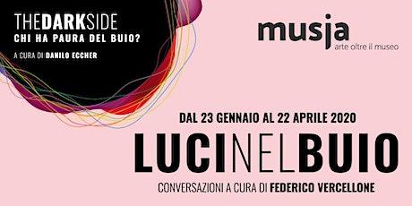 """Musja - """"La Notte Mistica"""" con Teresa Forcades - 1° evento """"Luci nel buio"""" biglietti"""
