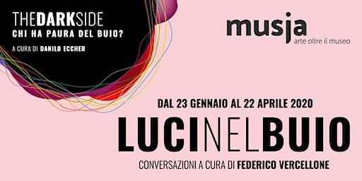 """Musja - """"La Notte Mistica"""" con Teresa Forcades - 1° evento """"Luci nel buio"""""""