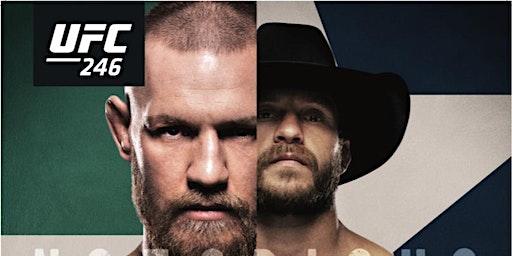 UFC 246 - Connor vs Cowboy