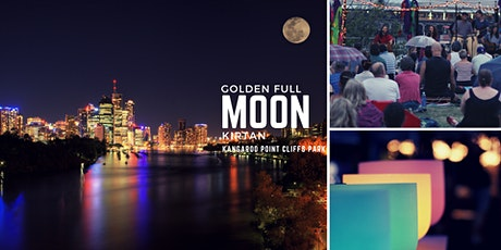 Golden Full Moon Kirtan at Kangaroo Point Cliffs Park tickets