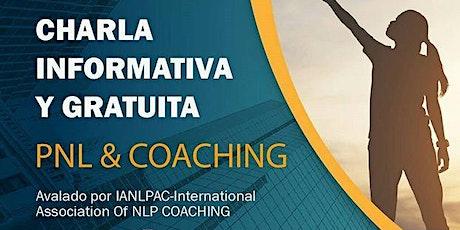 Certificación en PNL & Coaching Charla abierta y gratuita entradas