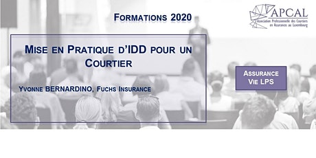 Mise en Pratique d'IDD tickets