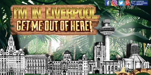 IM IN LIVERPOOL... Get Me Out Of Here!