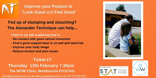 Improve Your Posture to Look Good and Feel Good!