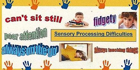 Parent Sensory Training tickets