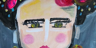 Paint Night in Bungendore: Lovely Frida