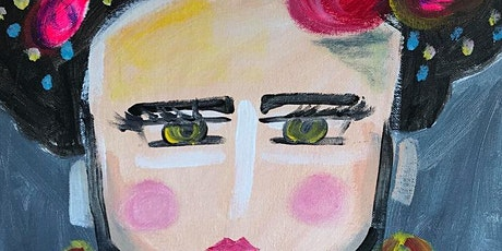Paint Night in Bungendore: Lovely Frida tickets