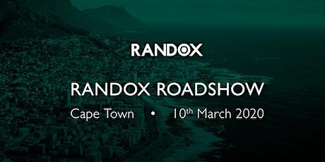 Randox Roadshow Cape Town tickets