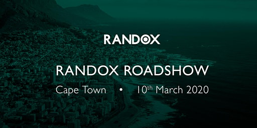 Randox Roadshow Cape Town