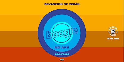 Boogie no Apê de Verão ★