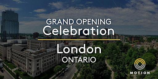 Grand Opening Celebration - London
