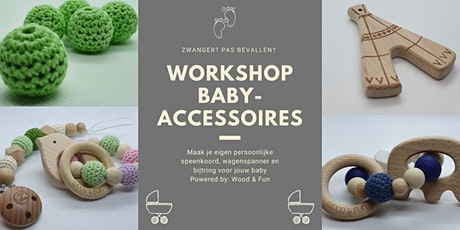 Workshop baby-accessoires tickets