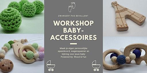 Workshop baby-accessoires
