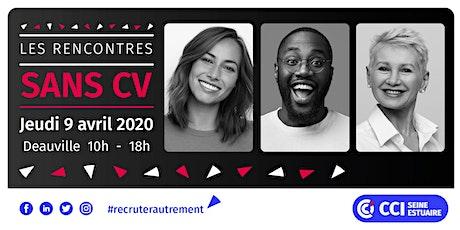 Les Rencontres sans CV : Les candidats billets