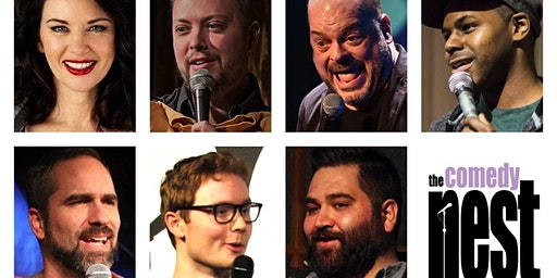 Sunday Funday - Sunday January 26th at The Comedy Nest