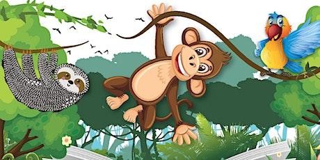 Story Explorers: Into the Jungle, Hucknall Library tickets