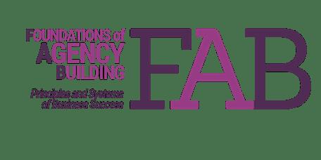 Foundations of Agency Building (FAB) - Batch 1 (2020) Metro Manila