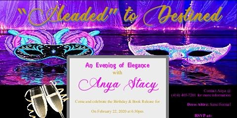 An Evening of Elegance with Anya
