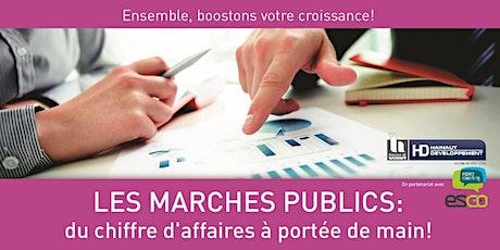 Vous trouvez compliqués les marchés publics pour les TPE/PME ? #1 tickets