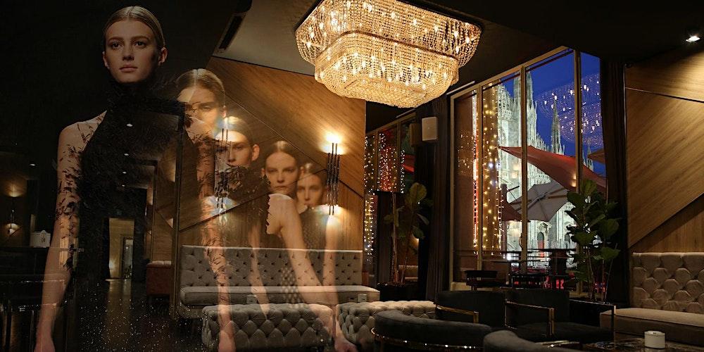 Fashion Week Milano Moda Donna Aperitivo Esclusivo In