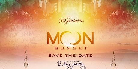 MOON • Sunset | 9 de Fevereiro ingressos