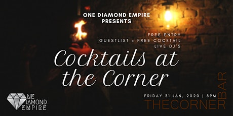 O.D.E Cocktails at the Corner tickets