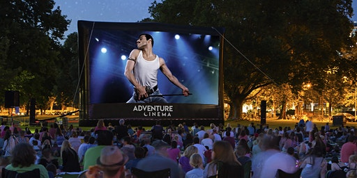 Bohemian Rhapsody Outdoor Cinema Experience at Taunton Racecourse