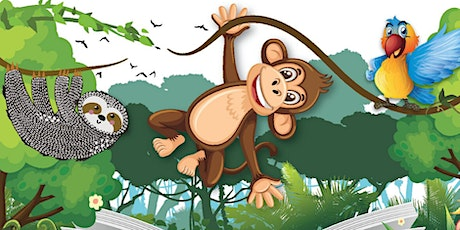 Story Explorers: Into the Jungle, Arnold Library tickets