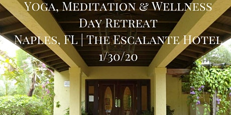 Yoga, Meditation & Wellness Day Retreat tickets