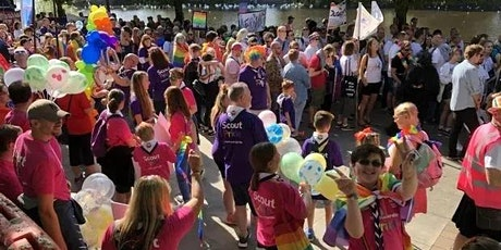 Worcestershire Pride Parade 2020 tickets