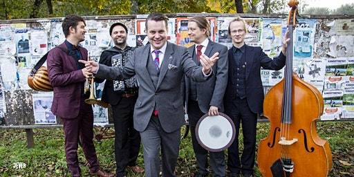 JAAKKO LAITINEN & VÄÄRÄ RAHA Support: DJ PIRSITO