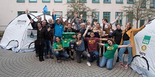 ShelterBox Germany Botschafter-Training vom 25.-26.07.2020 in Berlin