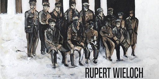 London Branch: talk by author Rupert Wieloch on his book 'Churchill's Abandoned Prisoners'