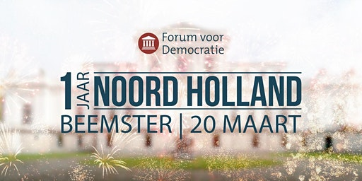 1 Jaar Noord Holland