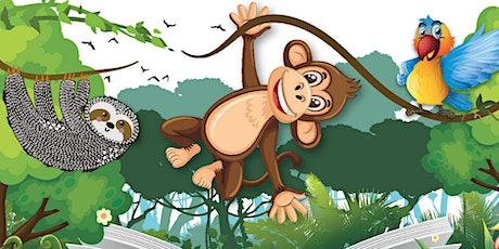 Story Explorers: Into the Jungle, Bingham Library tickets