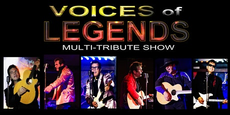 Voices of Legends RED DEER tickets