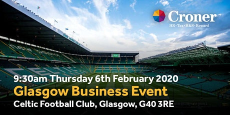 Croner Free HR, Employment Law and Health & Safety Workshop in Glasgow tickets