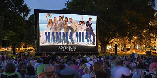 Mamma Mia! Outdoor Cinema Experience at Caldicot Castle