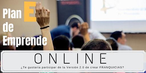 ¿Te gustaría participar de la Versión 2.0 de crear FRANQUICIAS ONLINE?