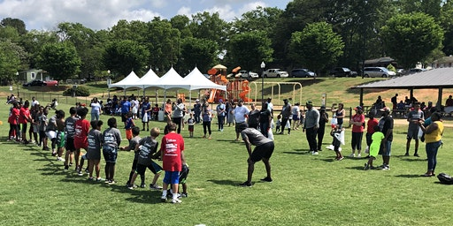 First Choice Fit Football Camp with Marcus Lattimore*